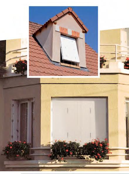 Pose de persiennes et jalousie dans le Val d'Oise (95) - Yvelines (78) - Oise (60) - Eure (27) - Hauts de Seine (92) - Paris (75) - Seine Saint Denis (93) - Seine et Marne (77)